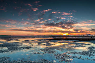 Photograph - West Coast Seascape Sunset by Pierre Leclerc Photography