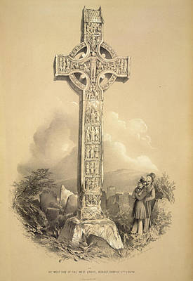 West Cross Art Print