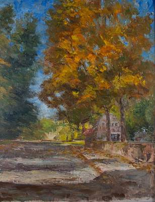Painting - West End Light by Edward White