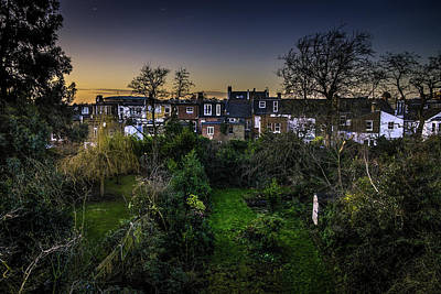Photograph - West Hampstead Sunset by Rob Tullis
