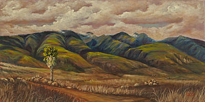 Painting - West Maui Splender  by Darice Machel McGuire
