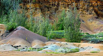 Photograph - West Maui Volcanic Lava Cliffs by Karon Melillo DeVega