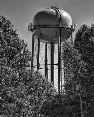 Photograph - West Penn Water Tower by Coby Cooper