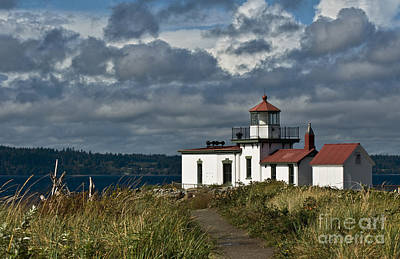 Photograph - West Point Lighthouse 2 by Kirt Tisdale