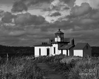 Photograph - West Point Lighthouse by Kirt Tisdale