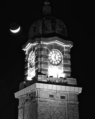 Photograph - West Side Market Clocktower by Frozen in Time Fine Art Photography