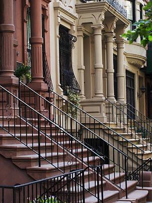 Photograph - West Side Steps by Cornelis Verwaal
