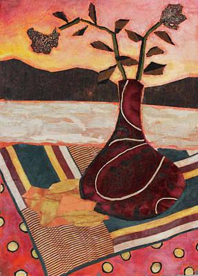 West Wind Print by Diane Fine