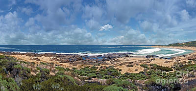 Photograph - Western Australia Beach Perth Margaret River by David Zanzinger