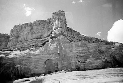 Photograph - Western Clay Mesa by Belinda Lee