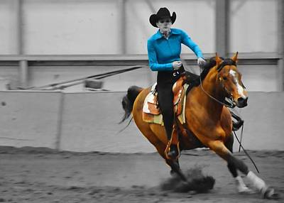 Photograph - Western Flair by JAMART Photography