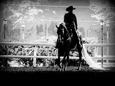 Photograph - Western Lady Rider by Sheri McLeroy