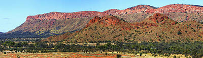 Photograph - Western Macdonnell Ranges by Paul Svensen