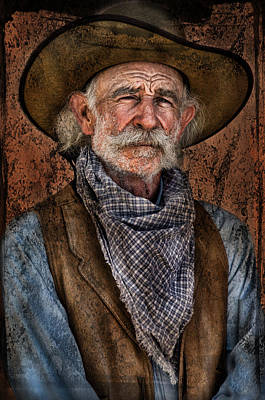 Photograph - Western Style by Barbara Manis