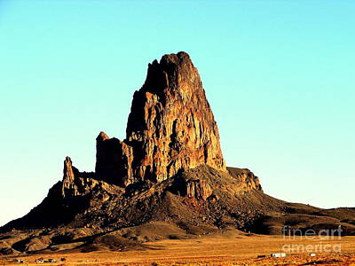 Photograph - Western Usa Butte by John Potts