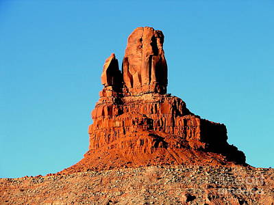 Photograph - Western Usa Rock by John Potts