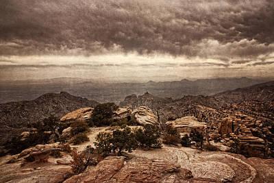 Photograph - Western Wilderness I by Leda Robertson