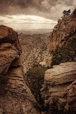 Photograph - Western Wilderness IIi by Leda Robertson