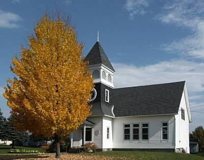 Photograph - Westfield Vermont  by R B Harper