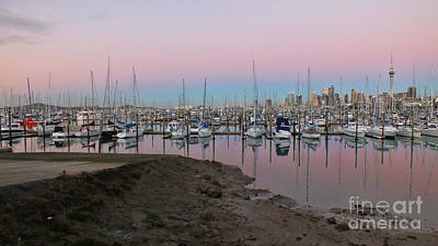 Photograph - Westhaven Marina by Karen Lewis