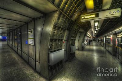 Photograph - Westminster 3.0 by Yhun Suarez