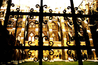 Photograph - Westminster Abbey by Robert  Rodvik