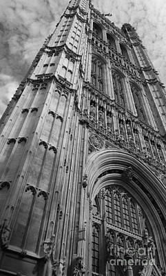Photograph - Westminter Abbey by Sharron Cuthbertson