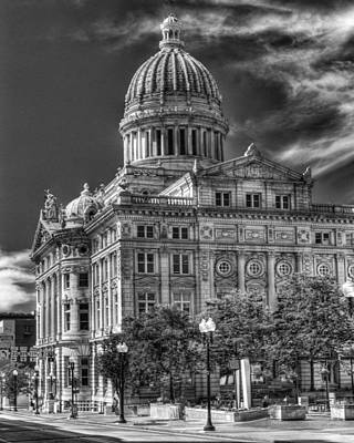 Photograph - Westmoreland County Court House by Coby Cooper