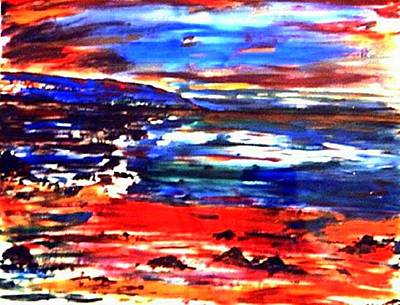 Painting - Westward Ho by Anthony Fox