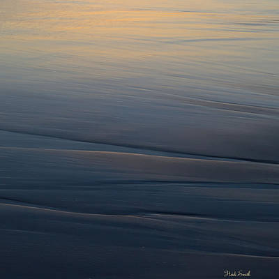 Photograph - Wet Sand by Heidi Smith