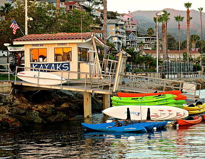 Photograph - Wetspot Boat Rentals by Jeff Gater
