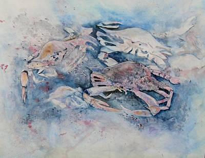 What A Crab Art Print