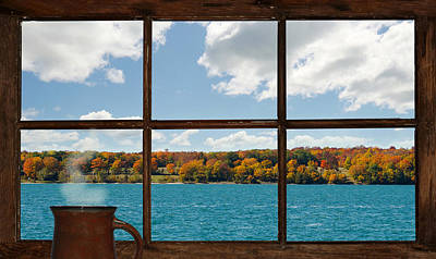 Manitoulin Photograph - What A View. by Kelly Nelson
