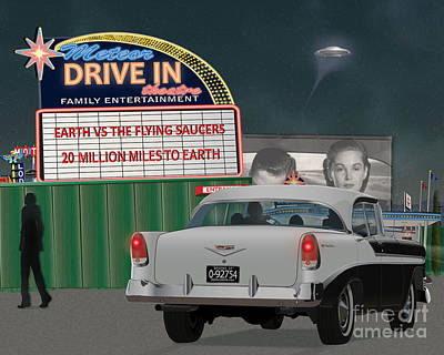 Synchronicity In The Twilight Zone Original by Michael Lovell