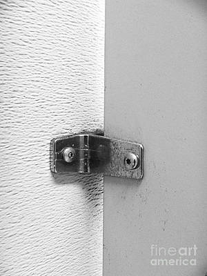 Photograph - What Holds The Door by Fei A