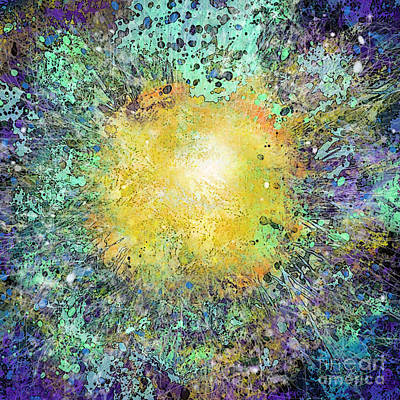 Digital Art - What Kind Of Sun Vii by Carol Jacobs