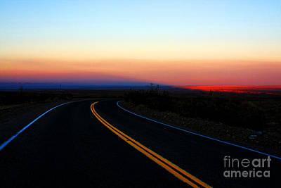 Photograph - What Lies Ahead By Diana Sainz by Diana Raquel Sainz