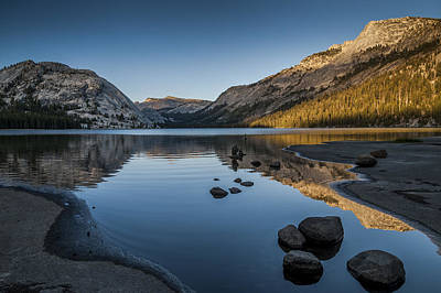 Yosemite California Photograph - What Lies Beneath by Cat Connor