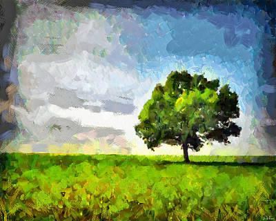 Digital Art - What May Come by Joe Misrasi