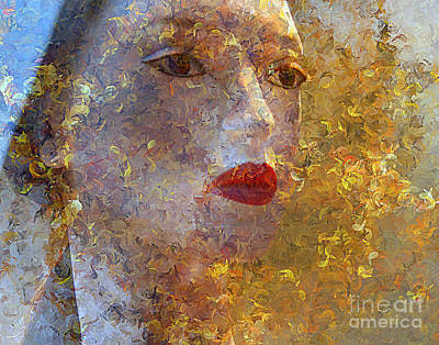 Avant Garde Mixed Media - What My Eyes Have Seen  My Soul Cannot Bear by Irma BACKELANT GALLERIES