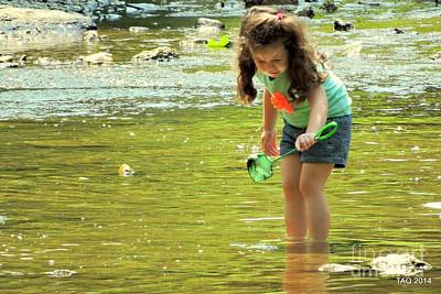 Photograph - What No Tadpoles by Tami Quigley