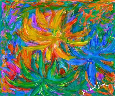 Painting - Whatever by Kendall Kessler