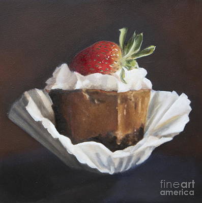 Painting - Whats For Dessert by Margit Sampogna