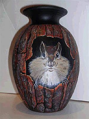 Ceramic Art - Whats For Dinner by Jennifer Lake