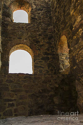 Photograph - Wheal Coats Engine House by Brian Roscorla