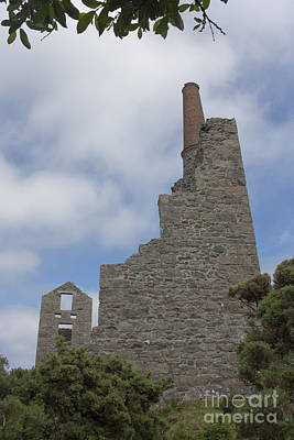 Photograph - Wheal Rose Carn Galver by Terri Waters