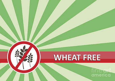 Royalty-Free and Rights-Managed Images - Wheat Free Banner by Tim Hester