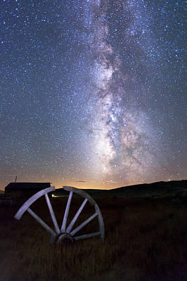 Photograph - Wheel In The Sky by Cat Connor