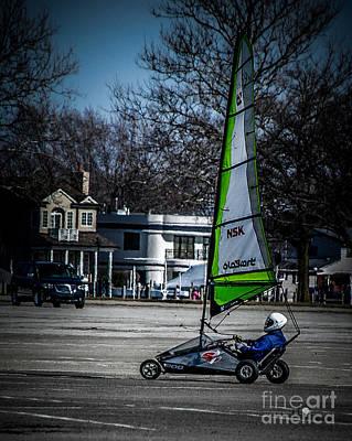 Photograph - Wheel Sailing by Ronald Grogan