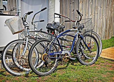 Photograph - Wheels by Linda Brown
